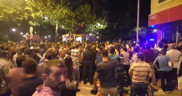 Bursa'da Adliye'de Çatışma! Bir Polisi Şehit Edip Avukatı Öldüren Saldırgan İntihar Etti